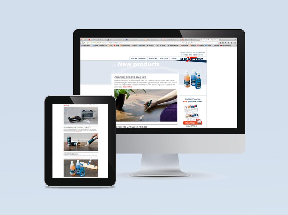 Kraftec_Website